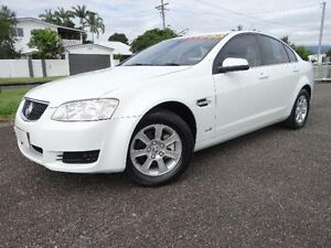 2011 Holden Commodore VE II Omega White 6 Speed Automatic Sedan Bungalow Cairns City Preview