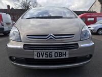 CITREON XSARA PICASSO AUTOMATI MPV PETROL IN EXCELLENT CONDITION AND LONG MOT FOR SALE