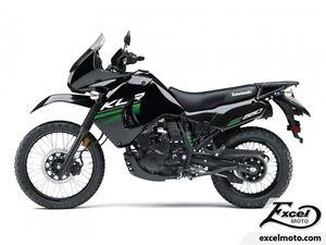 2016 Kawasaki KLR650 KL650EGF