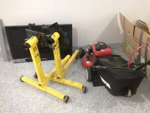 Powerfist 500lb Engine Stands - $40 Each