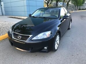 2011 Lexus IS250 AWD, Nav & Camera