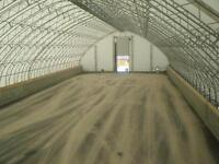 MEGADOME FABRIC BUILDINGS, QUONSET TENTS & SHELTERS.