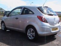 VAUXHALL CORSA 1.0 ENERGY ECOFLEX 3 DR 1 YRS MOT NEW B/DISCS AND PADS FITTED CLICK ON VIDEO LINK