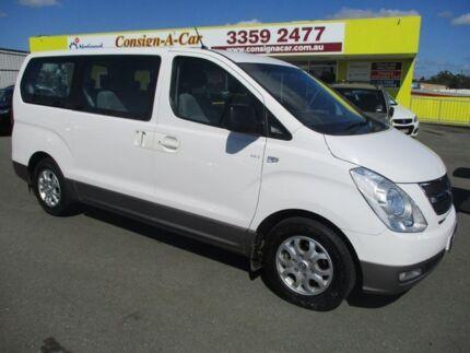 2014 Hyundai iMAX TQ-W MY13 White 4 Speed Automatic Wagon Kedron Brisbane North East Preview