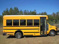 school bus driving services