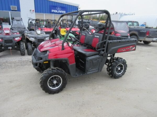 Used 2012 Other Ranger XP® 800 - Sunset Red LE