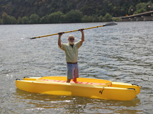 Safest and Strongest Worries Free Kayak