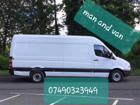 MAN AND VAN FROM £20