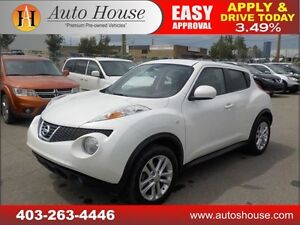 2013 Nissan Juke SV LEATHER AWD NAVI BCAM