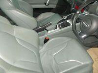 AUDI TT 2.0 TFSI 3d 200 BHP (grey) 2007