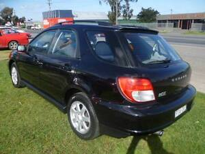 Subaru Impreza RX Sports Hatchback Redan Ballarat City Preview