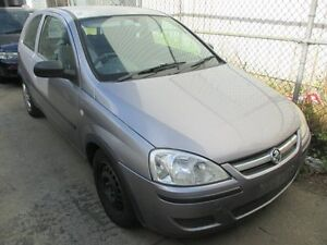 2005 Holden Barina XC MY05 Grey 5 Speed Manual Hatchback Tottenham Maribyrnong Area Preview