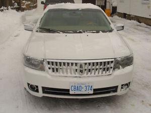 2007 Lincoln MKZ 4dr. Sedan AWD