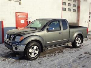 2006 Nissan Frontier LE 4x4 ~ Bluetooth ~ Heated seats ~ $9999