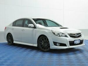 2010 Subaru Liberty MY11 2.5I GT Premium Crystal Pearl 5 Speed Automatic Sedan Jandakot Cockburn Area Preview