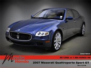 2007 Maserati Quattroporte -