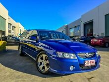 2006 Holden Crewman VZ MY06 SS Thunder Blue 4 Speed Automatic Dual Cab Brendale Pine Rivers Area Preview