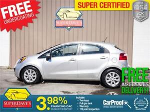2015 Kia Rio 5-door LX Plus *Warranty* $94.89 Bi-Weekly OAC