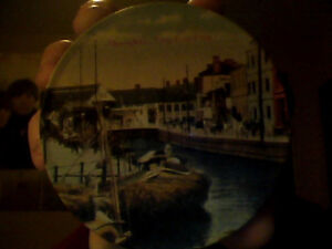 Chinese Coaster Set, Hand Fan, Kite Display, Postcards & Signs