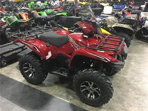 2016 Yamaha Grizzly 700's with FREE Winch - Call for pricing!