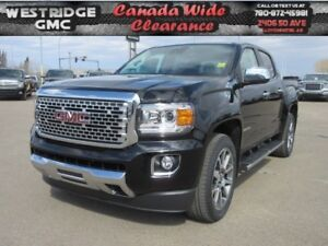2018 GMC Canyon 4WD Denali. Text 780-872-4598 for more informati