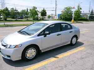 2009 HONDA CIVIC DX ETESTED AND SAFETY