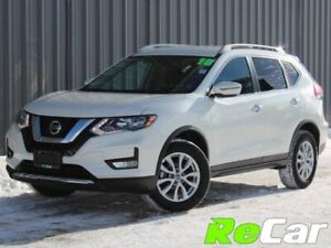 2018 Nissan Rogue SV AWD | HEATED SEATS | BACK UP CAM