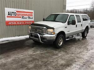 2003 FORD SUPER DUTY F-350 SRW LARIAT  -- 85 175KM --