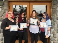 Hair Flair Extension's Master Training Course