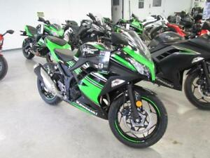 Ninja blow out, 2017 300ABS $1500 off at Coopers Motorsports!