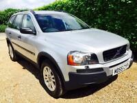 2006 Volvo XC90 D5 S Silver 74 K Low Miles One Owner From New