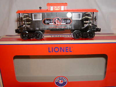 Lionel 6-84781 ELX Halloween Caboose End of the Line Express MIB New 2018 (Halloween 6 Ending)