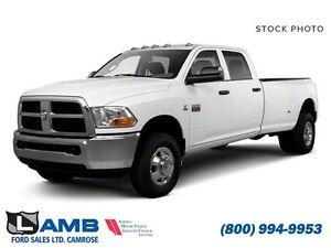 """2012 Ram 3500 4WD Crew Cab 149"""" Laramie"""