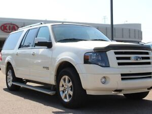 2008 Ford Expedition MAX LIMITED, DVD PLAYER, HEATED / COOLED SE
