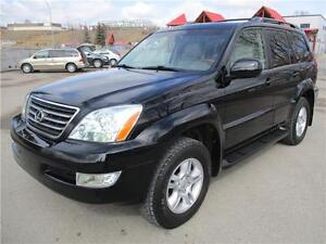 2007 Lexus GX 470 Extra Clean, No Accidents! Don't miss out!