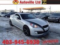 2011 Hyundai Genesis GT Coupe 3.8L Leather Automatic
