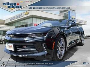 2016 Chevrolet Camaro 2LT V6 Convertible - Brand New, Save $$$