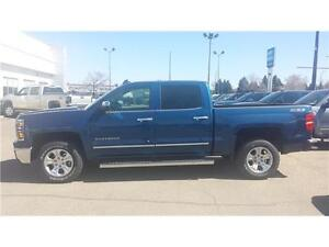 2015 Chevrolet Silverado 1500 LTZ, Leather, Nav, Sunroof
