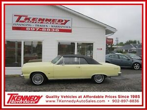 """1964 CHEVELLE SS CONVERTIBLE **REDUCED TO $14,500.**  """"SOLD"""""""