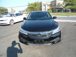 2016 Honda Accord Touring LEATHER NAVI REMOTE STARTER