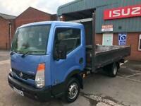 Nissan Cabstar 35.13, MWB Dropside Truck