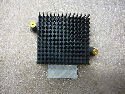 Aavid Thermalloy Heat Sink Aluminum 41mmx45mmx11mm Np972432 Revx3 New