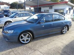 2003 Subaru Liberty MY03 Heritage (AWD) Blue 4 Speed Automatic Sedan Sylvania Sutherland Area Preview