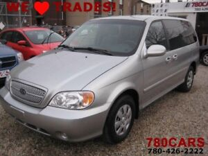 2004 Kia Sedona LX - 7 SEATER - TRADES WELCOME + WE BUY CARS