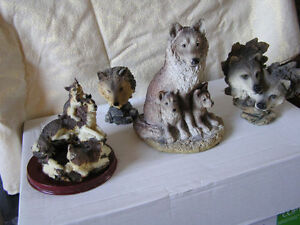 Wolfs Set of 4 London Ontario image 2