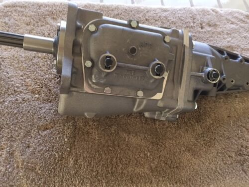 1965 Muncie M22 4 Speed Transmission 2.20 1st Gear Close Ratio Brand New