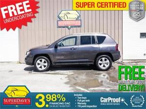2015 Jeep Compass North Edition *Warranty* $125.09 Bi/OAC