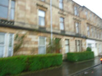 Spacious Two Bedroom Ground Floor Tenement Flat - Queen Mary Avenue - Unfurnished