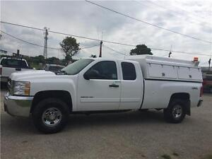 2010 Chevrolet Silverado 2500 HD 4x4 8Ft. Box