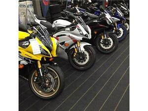 2015 YAMAHA R6  YZFR6 BLOWOUT PRICING! - GET EM WHILE THEY LAST!